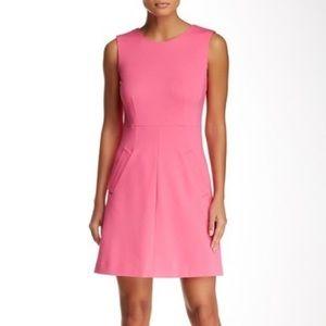 Diane Von Furstenberg Capreena Ponte Mini Dress